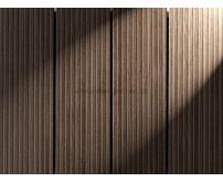 WPC terasa profil MASSIVE tmavý kaštan