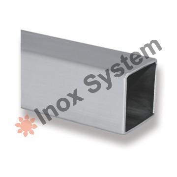 Zábradlí - Jekl nerez 40x40x2mm AISI 304 (madlo)