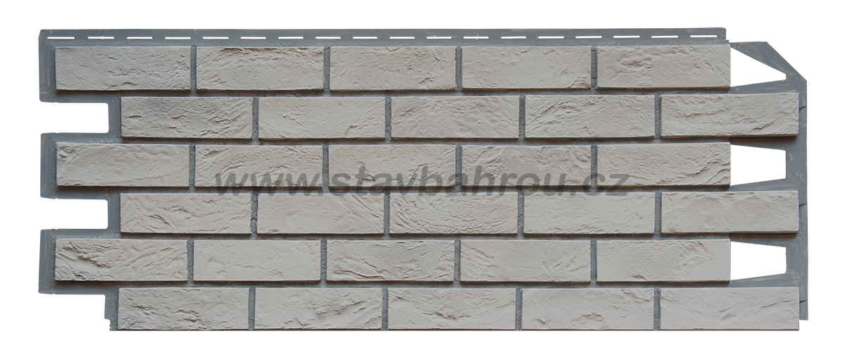 Obkladový panel Solid Brick 006 béžová (denmark)
