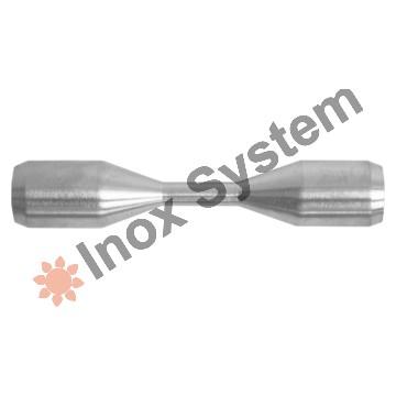 Zábradlí - Spojka výplně ohýbací nerez AISI 304