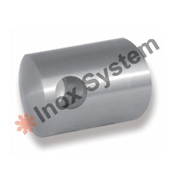 Zábradlí - Držák výplně průchozí nerez AISI 304