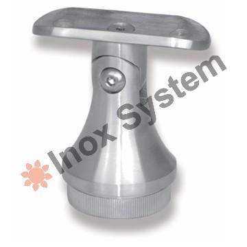 Zábradlí - Držák madla sloupku konický kloubový nerez AISI 304