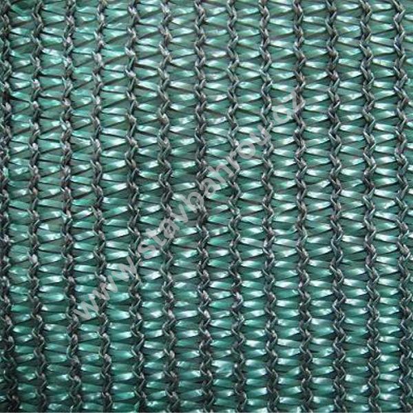 Stínící tkanina 90% zelená výška 1m