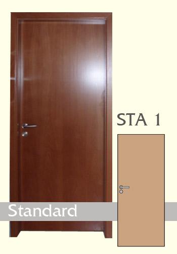 Interiérové dveře laminované Standard 1