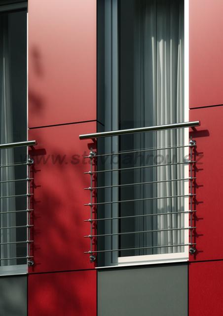 Zábradlí pro francouzské okno KARINA