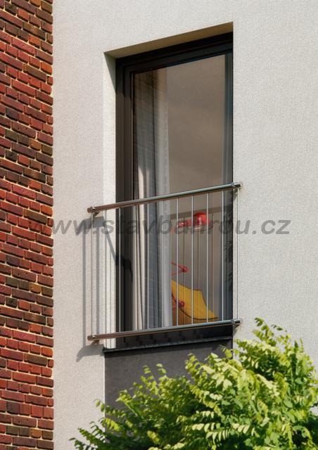 Zábradlí pro francouzské okno PHOENIX