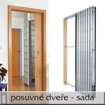 Posuvné dveře 80/197