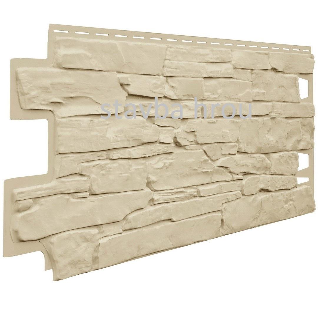 Fasádní obklad SOLID STONE - fasádní panel Liguria