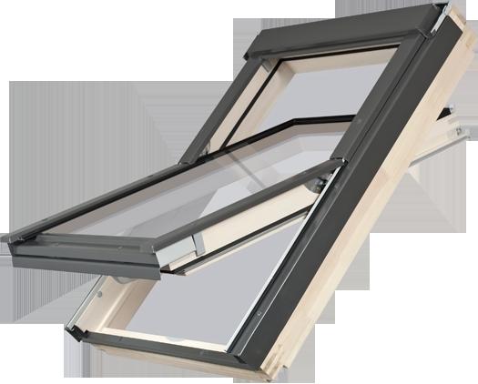 Střešní okno Kubeso Komfort