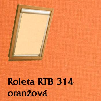 Zatemňující roleta Kubeso RTB 314