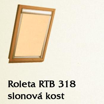 Zatemňující roleta Kubeso RTB 318