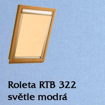 Zatemňující roleta Kubeso RTB 322
