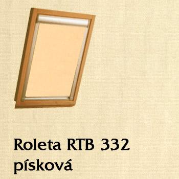 Zatemňující roleta Kubeso RTB 332