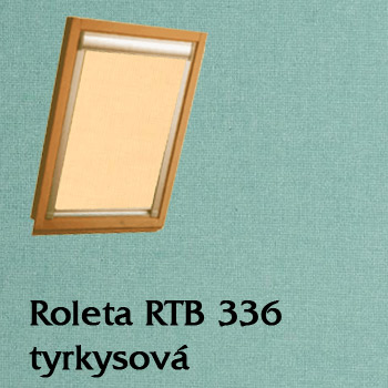 Zatemňující roleta Kubeso RTB 336