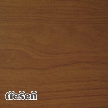 Vnitřní dřevotřískový okenní parapet TOPSET - třešeň