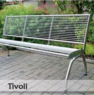 Přenosná lavička Tivoli