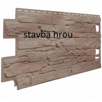 Fasádní obklad SOLID STONE - fasádní panel Umbria