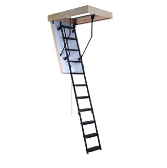 Půdní schody protipožární Oman Solid EI60 130x60cm