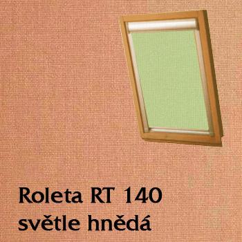 Zastiňovací roleta RT 140