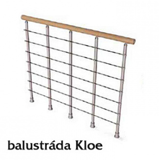 Balustráda Kloe