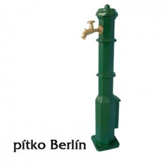 Litinové pítko Berlín