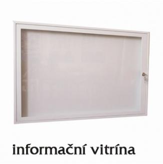 Informační vitrína 4xA4