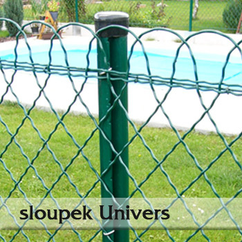 Sloupek Univers 38mm