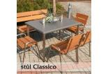 Classico 1200 - zahradní stůl