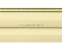 Vinyl Siding  SV-02 krémová