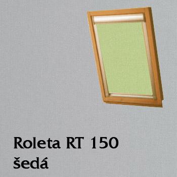 Zastiňovací roleta RT 150