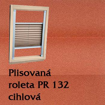 Plisovaná roleta PR 132