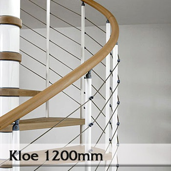 Točité schody Kloe 1200mm