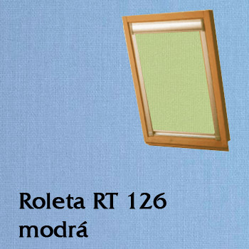 Zastiňovací roleta RT 126
