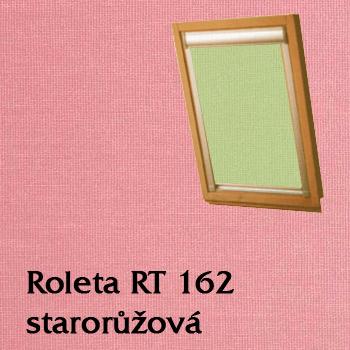 Zastiňovací roleta RT 162