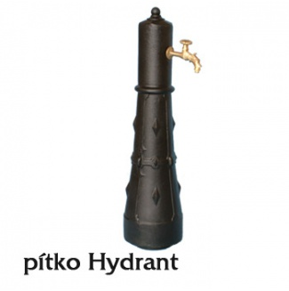 Litinové pítko Hydrant