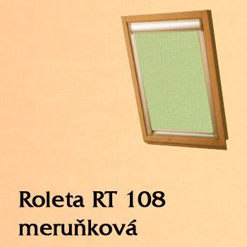 Zastiňovací roleta RT 108