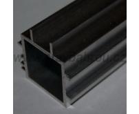 Hliníkový nosník 30x30x2mm - zesílený