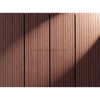 WPC terasa profil MASSIVE třešeň