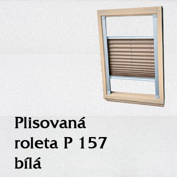 Plisovaná roleta P 157