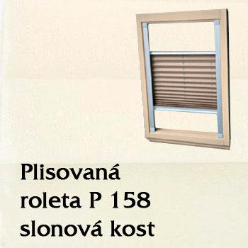 Plisovaná roleta P 158