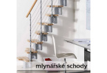 Mlynářské schody Kya