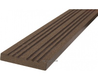 WPC Lemovací lišta nextwood 3D Line - wenge