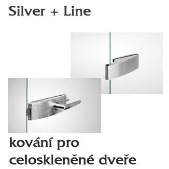 Kování Silver + Line