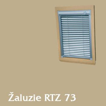 Žaluzie RTZ 73