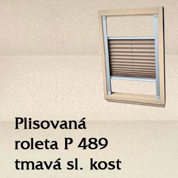Plisovaná roleta P 489