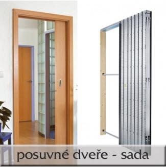 Posuvné dveře 110/197