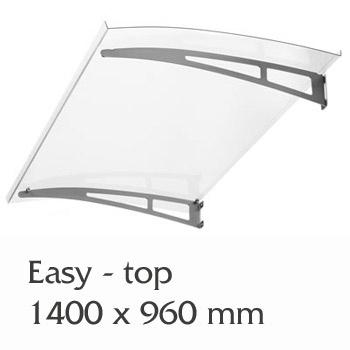 Vchodová stříška - Easy Top