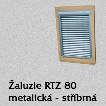 Žaluzie RTZ 80