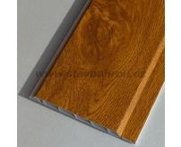 Plastová palubka fóliovaná zlatý dub