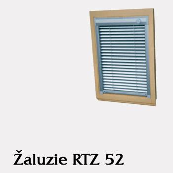 Žaluzie RTZ 52
